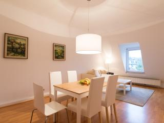 modern 2 bedroom appartment in front of the park - Bad Homburg vacation rentals