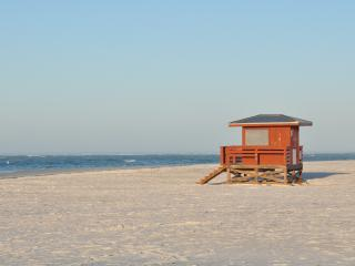 Steps to the beach yet affordable - Lido Key vacation rentals