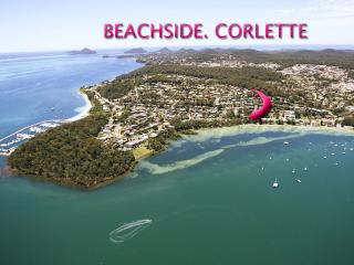 Beachside Corlette - Corlette vacation rentals