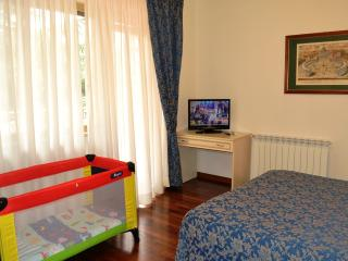 VATICAN - TERRACE APART, A/C, HEAT, WIFI, SAT TV - Rome vacation rentals