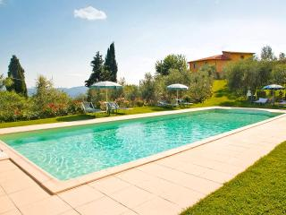 Farmhouse with 6 apartments, private pool, view - Loro Ciuffenna vacation rentals