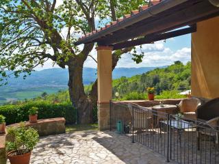 "Podere Casarotta apt #2 ""Porch"" - Loro Ciuffenna vacation rentals"