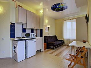 Comfortable Studio Apartment on Grafsky(380) - Saint Petersburg vacation rentals