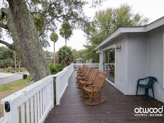 Someday - Adorable Beach Walk Home with Abundant Amenities - Edisto Island vacation rentals