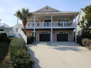 Fiddler's Green - Oceanview home on quite court with ample parking - Kure Beach vacation rentals