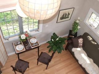 Romantic Bed and Breakfast with Internet Access and A/C - New Paltz vacation rentals