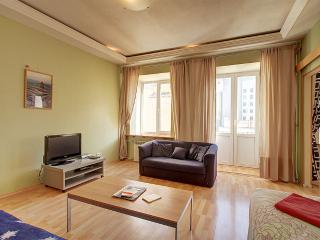 Cozy one-beroom apartment (330) - Saint Petersburg vacation rentals