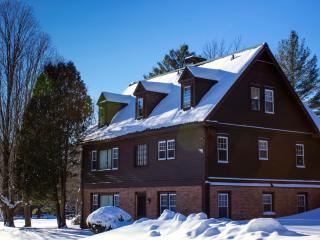 Perfect Reunion House - sleep 18. Privacy, Fireplace, Skiing, Views, Pool,tennis - Manchester vacation rentals