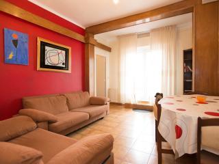 Atico soleado con vistas panorámicas - L'Hospitalet de Llobregat vacation rentals