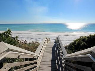 Sugaree - guest cottage steps to the beach - Seagrove Beach vacation rentals