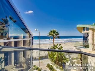 Ocean Front Luxury Vacation Rental Home on the Mission Beach Boardwalk - Pacific Beach vacation rentals
