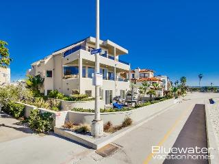 Pacific Palms - Ocean Front Luxury Vacation Rental Home in South Mission Beach - Pacific Beach vacation rentals