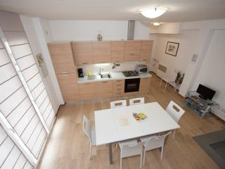 Superb, spacious Florence apartment rental with 3 bedrooms and terrace in staffed property - Florence vacation rentals