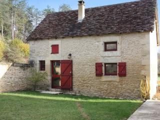 Charming gite in the Dordogne with 3 bedrooms, terrace and garden - Plazac vacation rentals