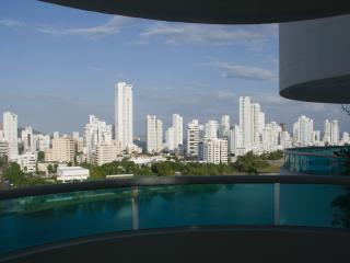 Spacious, breathtaking Views of Bocagrande, Beach - Cartagena vacation rentals