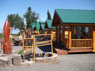 Ocean View Cabins on the Bluff (Fireweed Cabin) - Ninilchik vacation rentals