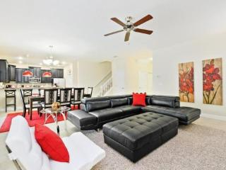 6 Bed 6 Bath Pool Home Located In ChampionsGate Golf Community. 1423TBR - Orlando vacation rentals