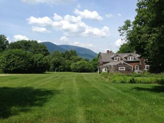 Classic 1790 Vermont Farm House with Mountain View - Stratton and Bromley Ski Areas vacation rentals