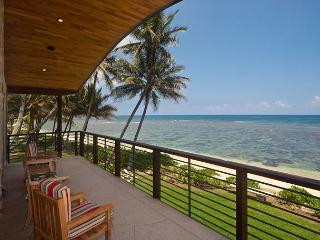 Oceanfront Luxury, Spectacular Location, Paradise Found - Haleiwa vacation rentals