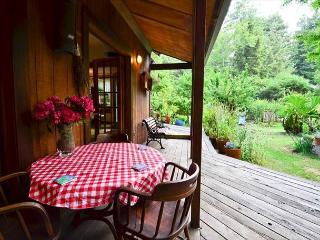 West of Haven-nestled in the redwoods near moonstone beach - Trinidad vacation rentals