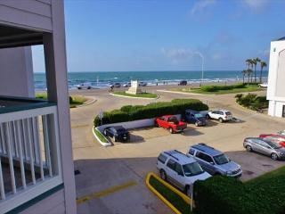 Desirable and affordable beach view condo in great location! - Galveston vacation rentals