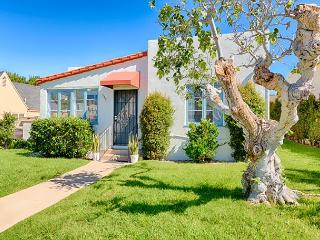 Seashell Cottage - peaceful and relaxing private home just steps to the beach - La Jolla vacation rentals