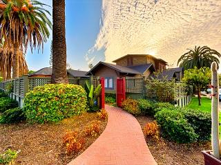 Historic Preservation and Modern Comfort w/outdoor spa - La Jolla vacation rentals