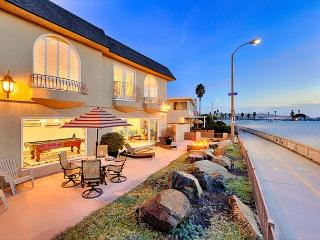 Oceanfront in Mission Beach - it doesn't get any better than this - San Diego vacation rentals