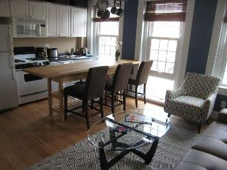 1BR in DuPont Circle, sleeps 3, two-block walk to Metro, Patio - Washington DC vacation rentals