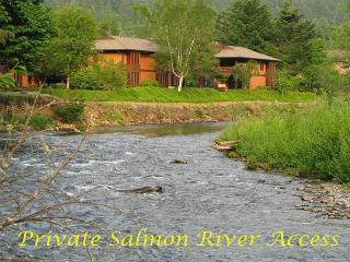 Beautiful Condo on Salmon River-Book Now get 3rd night Free thru May 20 - Government Camp vacation rentals