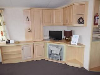 8 Berth Silver caravan at Martello Beach - Clacton-on-Sea vacation rentals