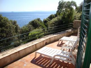 villa che si affaccia sul mare inserita - Rio Marina vacation rentals