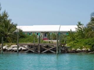 On the Rocks 2 bedroom cottage with Boat Dock - Marsh Harbour vacation rentals