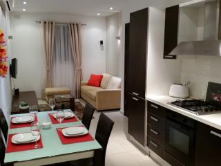 Elegant Apartment with terrace in Balluta, St. Julians, just off the promenade and seaside - Qormi vacation rentals