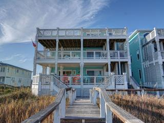 2 Views - Topsail Beach -Ocean Front & Sound views - Topsail Beach vacation rentals