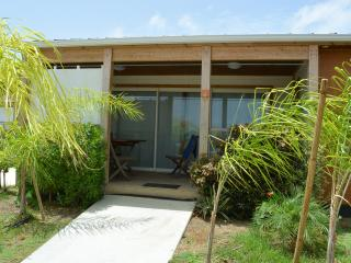 Cottage Manicou 2 bedrooms, 4 pers, beach at 50m - Le Vauclin vacation rentals