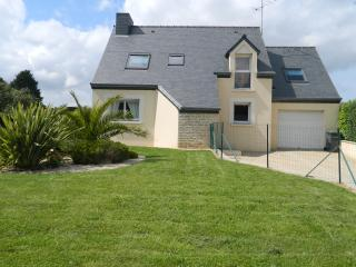 Nice House with Internet Access and Balcony - Tregomeur vacation rentals