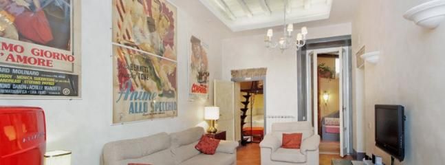 Charming, Homely Apt. steps away from the Coliseum - Rome vacation rentals