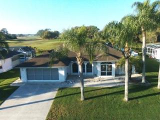 228 BREATHTAKING HOME ON GOLF COURSE#228 - Rotonda West vacation rentals