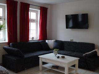 Ferienwohnung zum Schwan Studio Apartment - Arnstadt vacation rentals