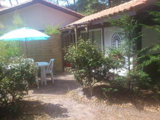 Petite maison mitoyenne  35 m2 avec jardin - Hossegor vacation rentals