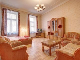 Three-roomed flat on Karavannaya streetи (320) - Saint Petersburg vacation rentals