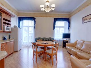 Two bedroom apartement on Karavannaya str. 5(332) - Saint Petersburg vacation rentals