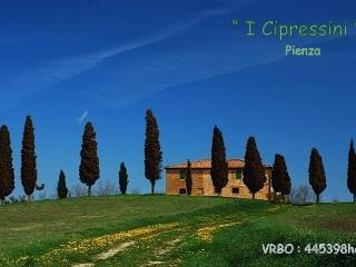 I CIPRESSINI : il  Casale Toscano  più fotografato - Pienza vacation rentals