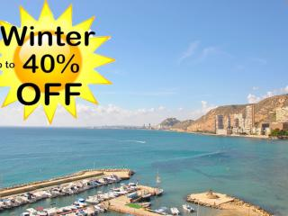Absolute Beachfront 183192. EGVT742A - Alicante vacation rentals