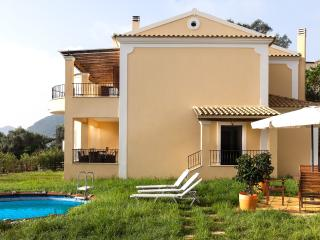 Infinity Villa - Spacious and secluded, sleeps 8 - Agios Gordios vacation rentals