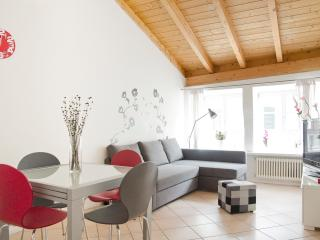Woody - Two level Apt in the heart of the town - Bolzano vacation rentals