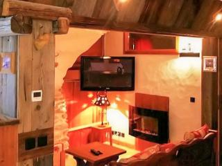 Le Coutegas – beautiful flat in Vaujany with the mountains on the doorstep - Vaujany vacation rentals