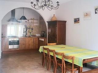 Bright and peaceful house in the Ardeche Valley with beautiful décor, terrace and modern amenities - Ardeche vacation rentals