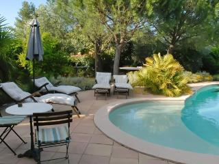 In the heart of the Var, Provence, beautifully appointed stone gite with terrace and pool - Var vacation rentals